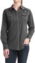 Ariat Charlotte Shirt - Snap Front, Long Sleeve (For Women)