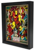 Marvel Heroes Iron Man 3D Lenticular Wall Art