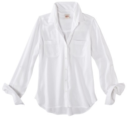 Mossimo Junior's Button Down Shirt - Assorted Colors