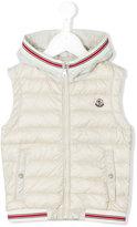 Moncler padded vest - kids - Polyamide-8/Cotton/Polyamide - 5 yrs