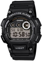 Casio Mens Black Resin Strap Digital Sport Watch W735H-1AVCF