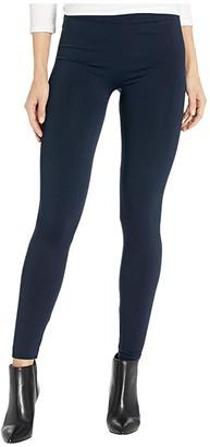 Hue Brushed Seamless Leggings (Cobblestone) Women's Casual Pants