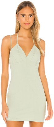 superdown Nova Halter Mini Dress