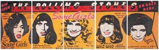 "Safavieh Girl Power"" 5-Piece Wall Art"