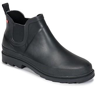 Sanita FELICIA women's Wellington Boots in Black