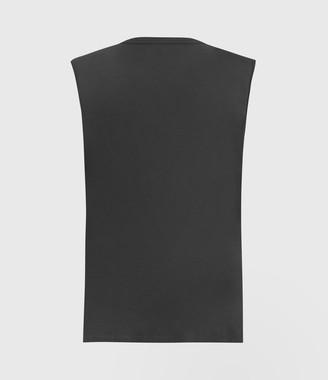 AllSaints Lobke Sleeveless Crew T-Shirt