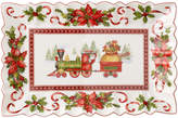 Villeroy & Boch Toy's Fantasy Rectagular Cake Plate: Christmas Train