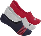 Sperry Liner Socks - 3-Pack, Below the Ankle (For Women)