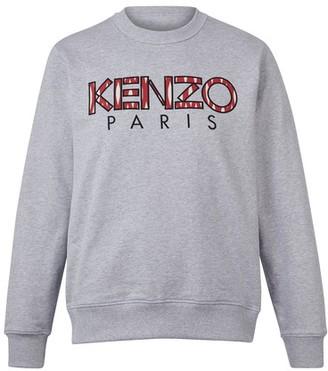 Kenzo Classic Paris round-necked sweatshirt