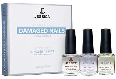 Jessica Damaged Nails Treatment Kit