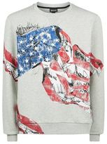 Just Cavalli American Flag Jumper