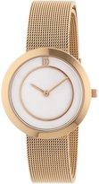 Danish Designs Danish Design Women's Quartz Watch 3320174 3320174 with Metal Strap