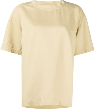 Bottega Veneta oversized crew neck T-shirt