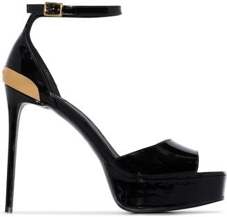Balmain Pippa 120mm sandals