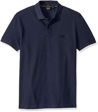 HUGO BOSS BOSS Men's Regular Fit Short Sleeve Cotton Polo