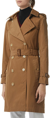 Burberry Kensington Short Trench Coat