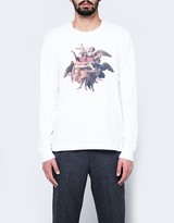 Undercover LS T-Shirt in White
