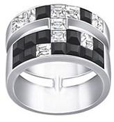 Swarovski Crystal Atelier By Viktor & Rolf Plated Ring.