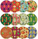 Mortier Pilon Food Graphic Mason Jar Lids 12-pk.