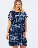 Junarose Printed Dress