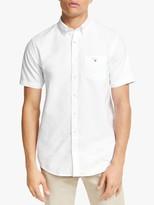 Gant Oxford Short Sleeve Shirt