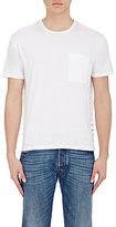 Valentino Men's Stud-Embellished T-Shirt-WHITE