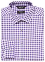 Paul Smith Gingham Cotton Dress Shirt