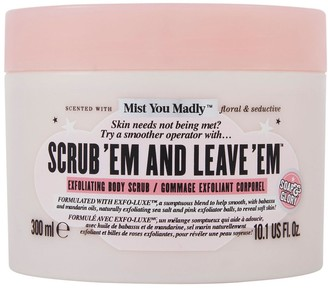 Soap & Glory Mist You Madly Scrub 'Em And Leave 'Em Body Exfoliator