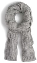 J.Crew Cable Knit Scarf