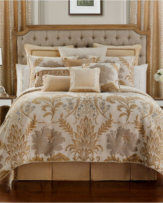 Waterford Ansonia Ivory Comforter Set
