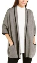 Alfani Birdseye-Knit Dolman-Sleeve Open-Front Cardigan, Created for Macy's