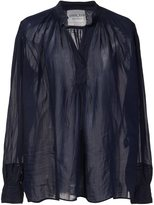 Forte Forte semi sheer blouse