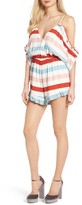 Lovers + Friends Women's Malia Romper