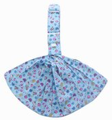 Black Temptation Practical Baby Carrier Front Carrier Cotton Baby Slings, Blue [ Candy Pattern ]