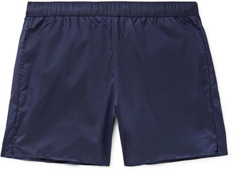 Acne Studios Slim-Fit Mid-Length Swim Shorts
