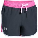 Under Armour Girls' Fast Lane Shorts - Sizes XS-XL