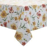 Sur La Table Winter Floral Tablecloth