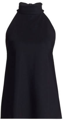 Chiara Boni Tiffy Halter Blouse