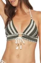 Robin Piccone Livvy Halter Bikini Top