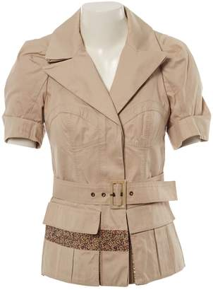 Louis Vuitton Beige Cotton Jackets