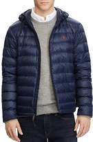 Polo Ralph Lauren Packable Hooded Down Jacket