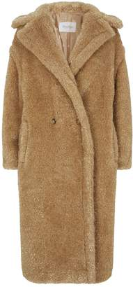 Max Mara Sparkling Teddy Coat