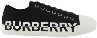 Burberry Larkhall Logo Trainers