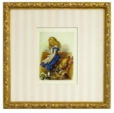The Well Appointed House Alice in Wonderland I Framed Print