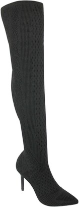 Charles by Charles David Version Pointed Toe Over the Knee Boot