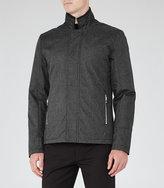 Reiss Coltman Concealed Zip Jacket