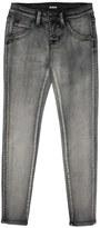 Hudson 'Collin' Faded Skinny Jeans (Big Girls)