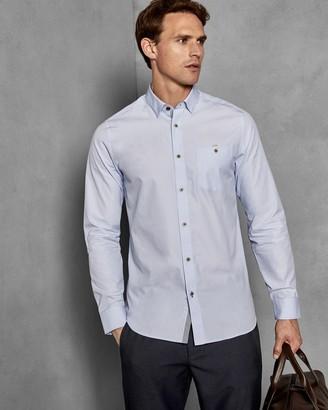 Ted Baker KICKIT Long sleeved cotton shirt