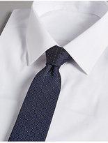 Autograph Pure Silk Textured Tie