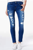 Flying Monkey Mid-Rise Distressed Jean